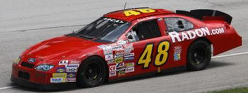 James Hylton at Winchester 2011