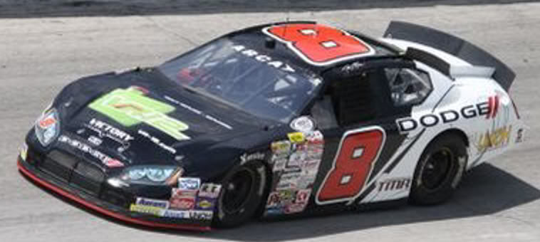 Jared Marks at Winchester 2011