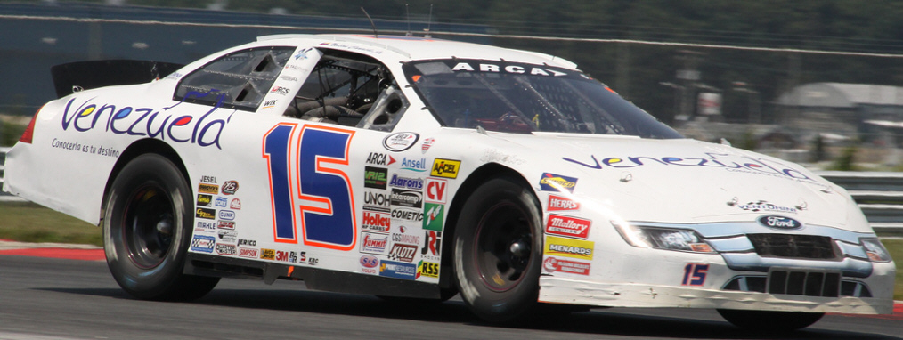 Nelson Canache at New Jersey 2012