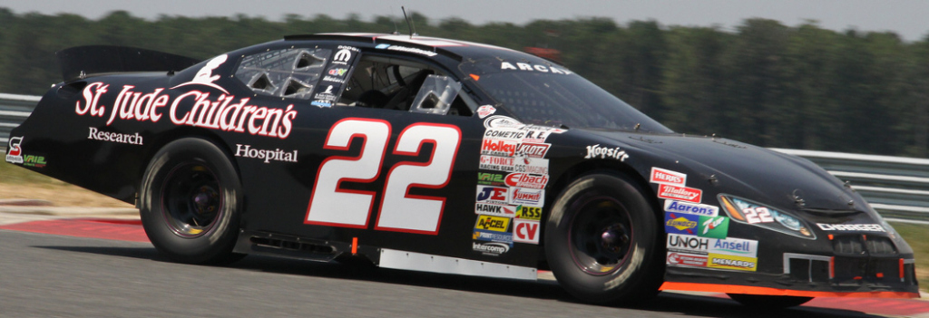 Alex Bowman at New Jersey 2012