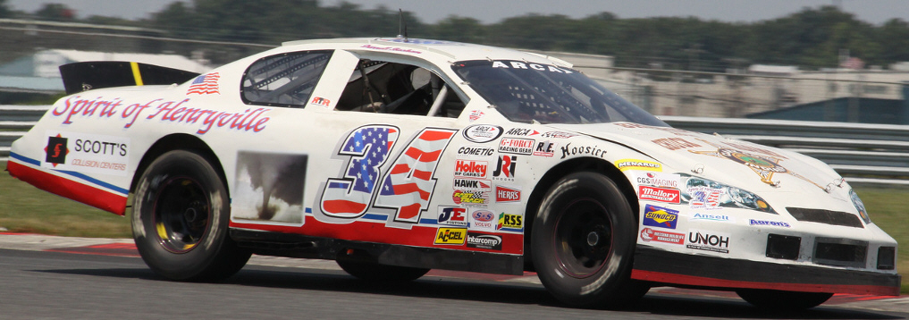 Darrell Basham at New Jersey 2012
