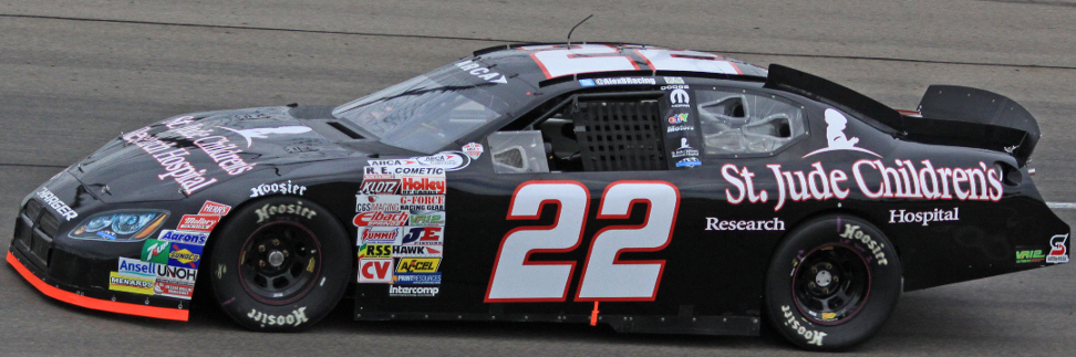 Alex Bowman at Iowa 2012