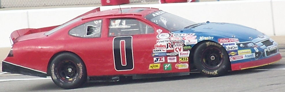 Brad Smith at Chicagoland 2012