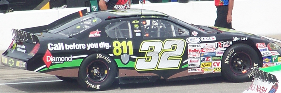 Bradley Riethmeyer at Chicagoland 2012