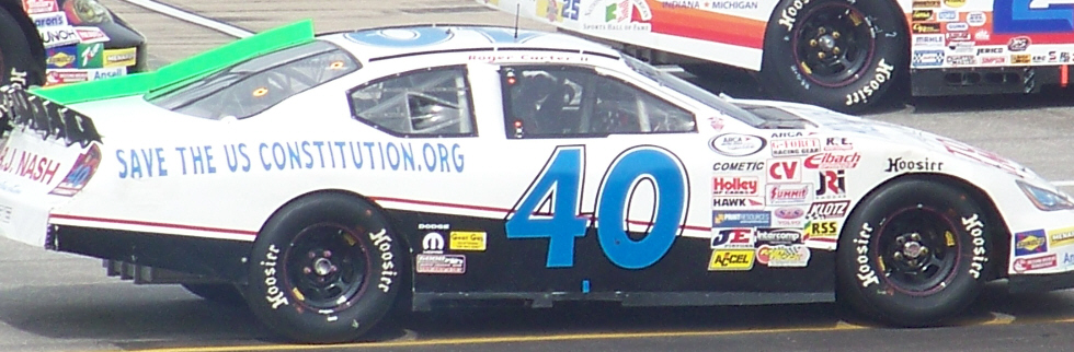Roger Carter at Chicagoland 2012