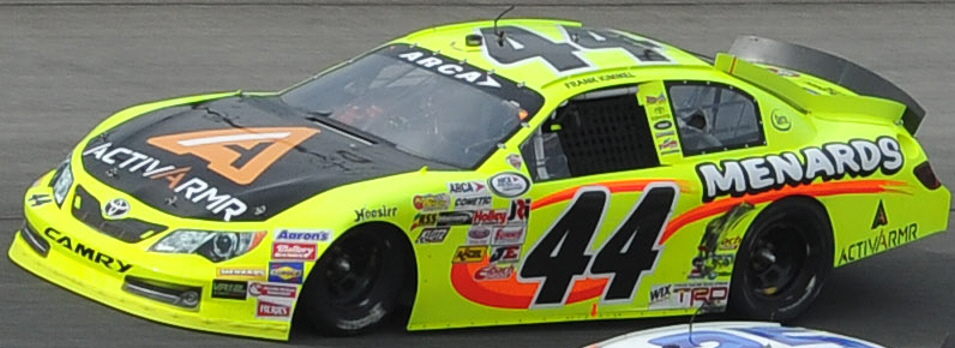 Frank Kimmel at Chicagoland 2012