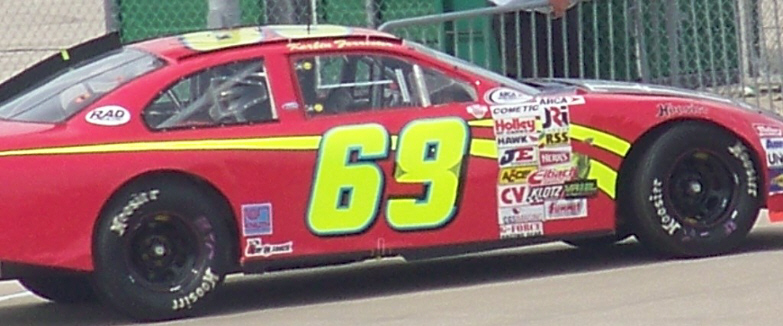 Korbin Forrister at Chicagoland 2012