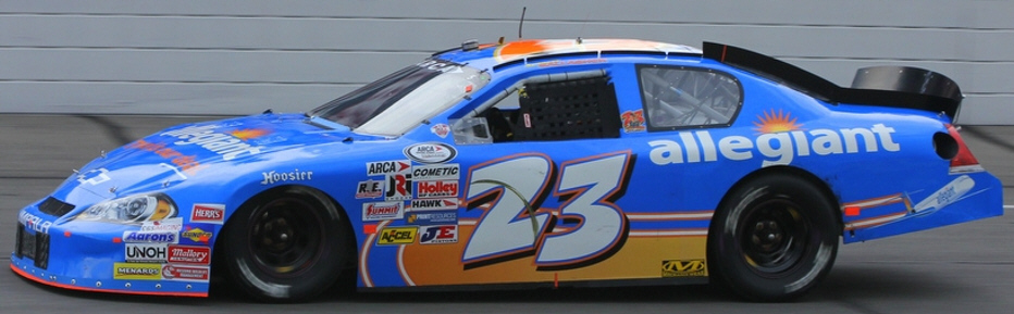 Spencer Gallagher at Lucas Oil Raceway 2012