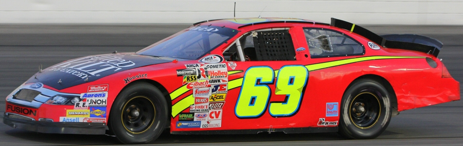 Will Kimmel at Lucas Oil Raceway 2012