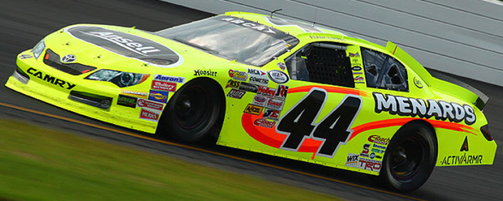 Frank Kimmel at Pocono 2012