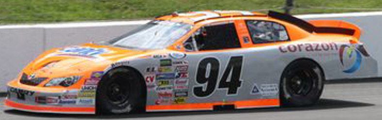 Milka Duno at Pocono 2012