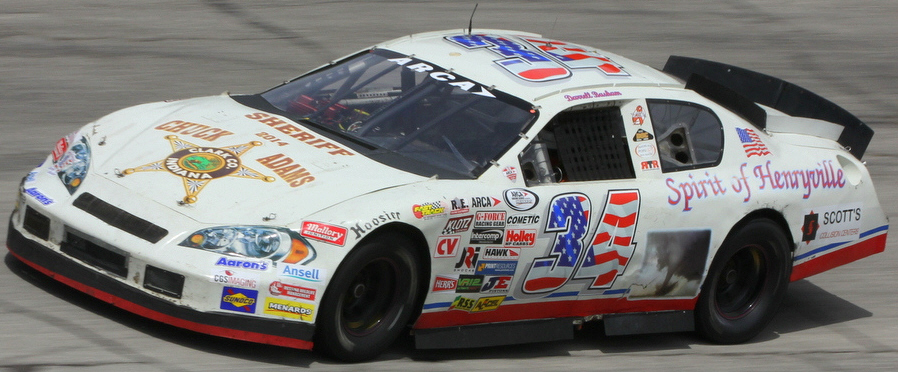 Darrell Basham at Salem 2012