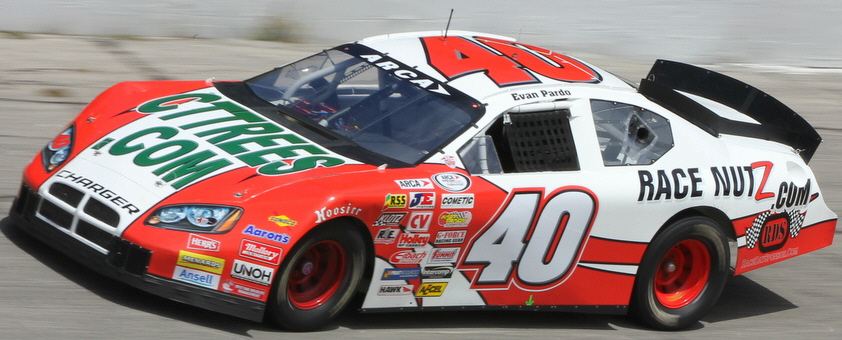 Evan Pardo at Salem 2012