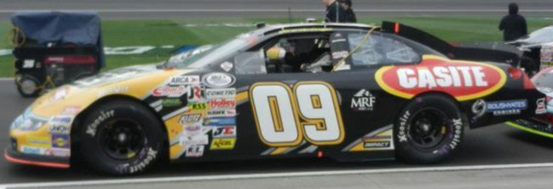 Grant Enfinger at Kansas 2012