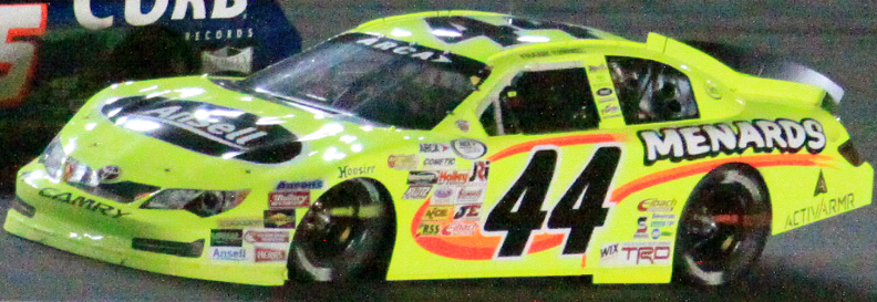 Frank Kimmel at Kansas 2012