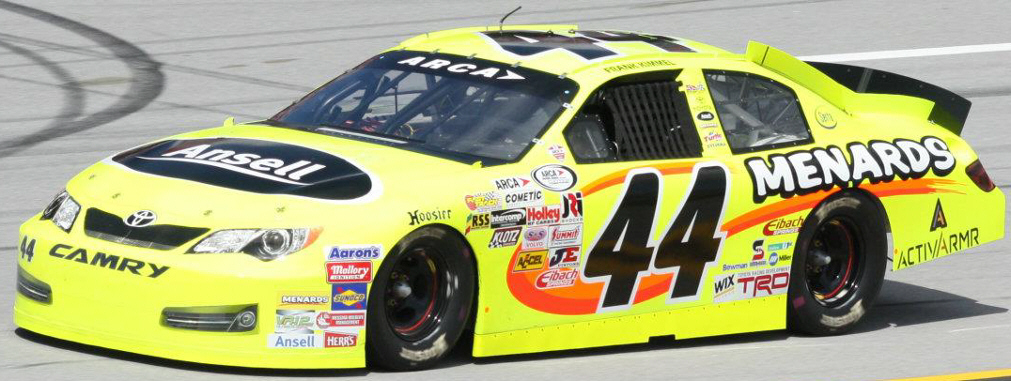 Frank Kimmel at Talladega 2012