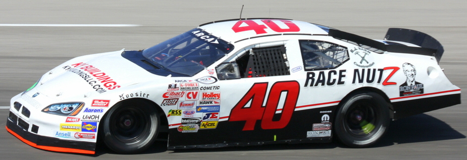 Ryan Rust at Toledo 2012