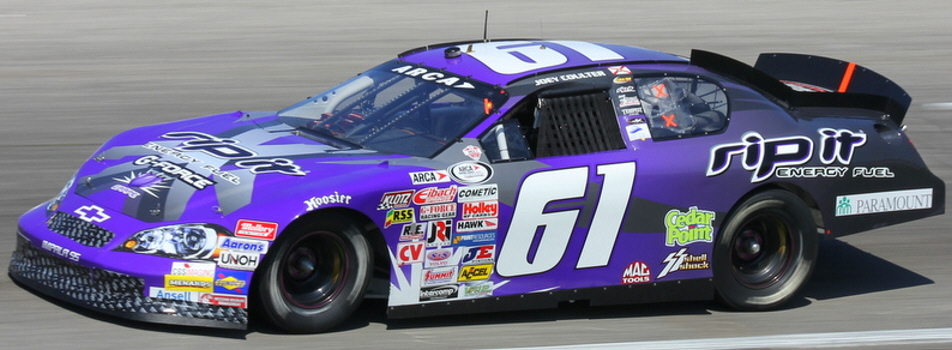 Joey Coulter at Toledo 2012
