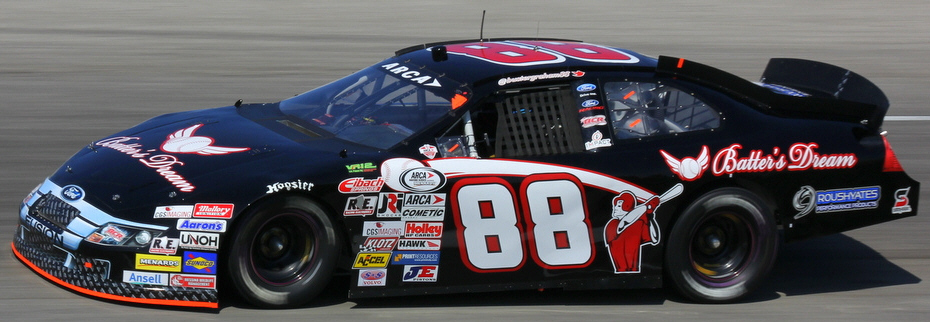 Buster Graham at Toledo 2012
