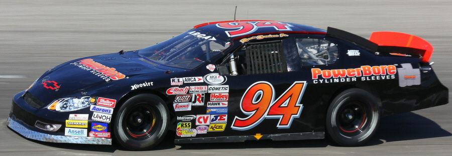 Ronnie Souders Jr. at Toledo 2012