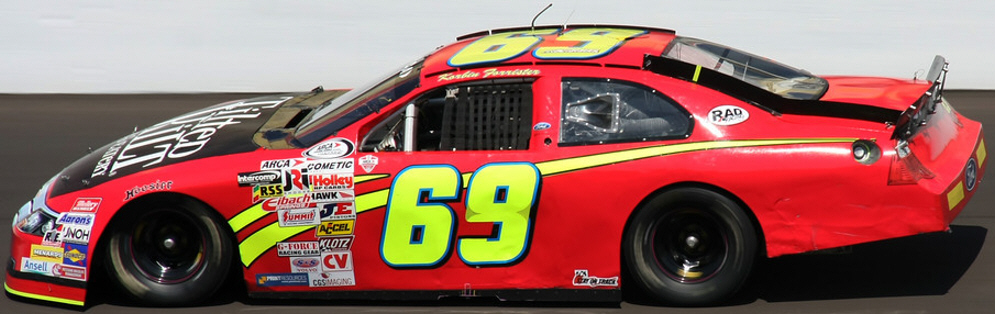 Korbin Forrister at Michigan 2012