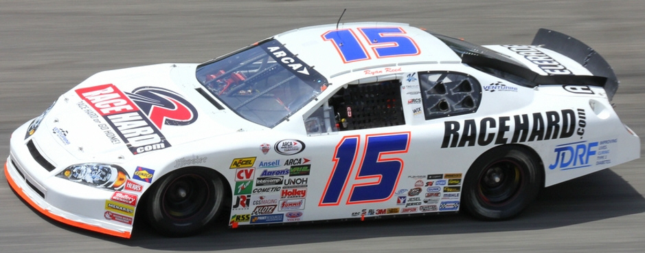 Ryan Reed at Winchester 2012