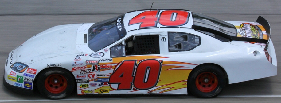 Roger Carter at Winchester 2012
