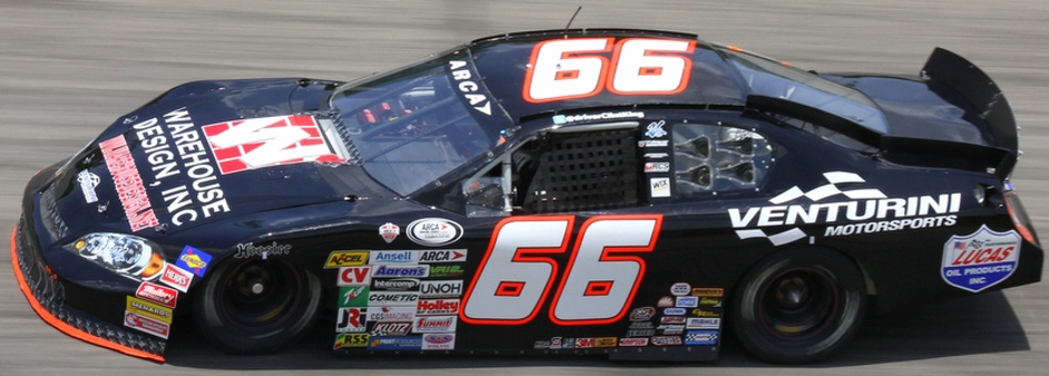 Clint King at Winchester 2012