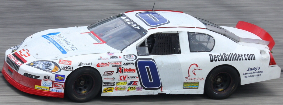Wayne Peterson at Winchester 2013