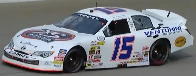 Caleb Armstrong at Chicagoland 2013
