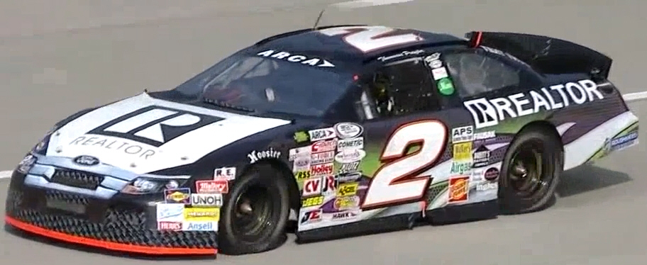 Thomas Praytor at Chicagoland 2013