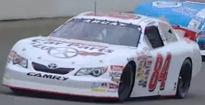 Chad Boat at Chicagoland 2013