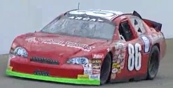Dale Quarterley at Chicagoland 2013
