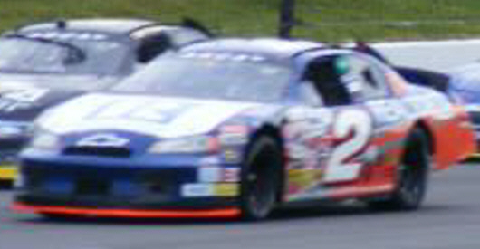 Thomas Praytor at Pocono 2013