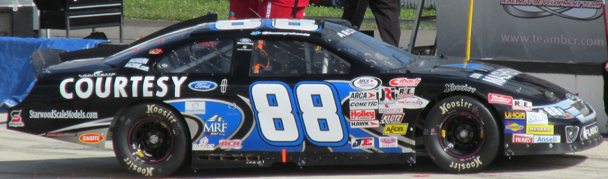 Buster Graham at Pocono 2013