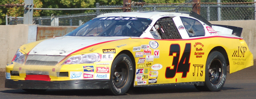 Jason Basham at Springfield 2013