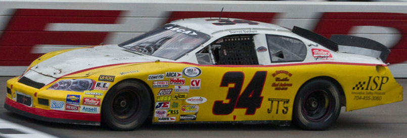 Darrell Basham at Iowa 2013