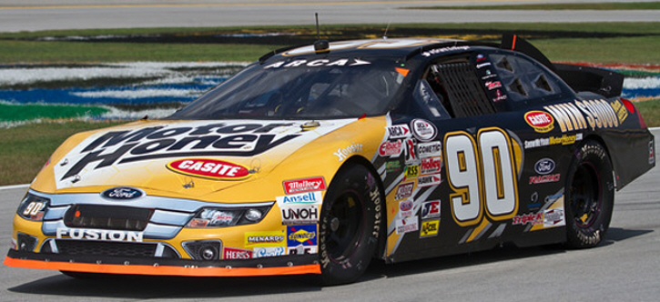 Grant Enfinger at Kentucky 2013