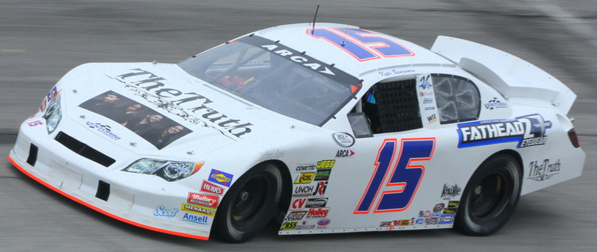 Kyle Benjamin at Salem 2013