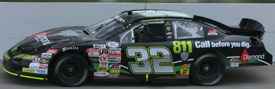 Mason Mingus at Salem 2013