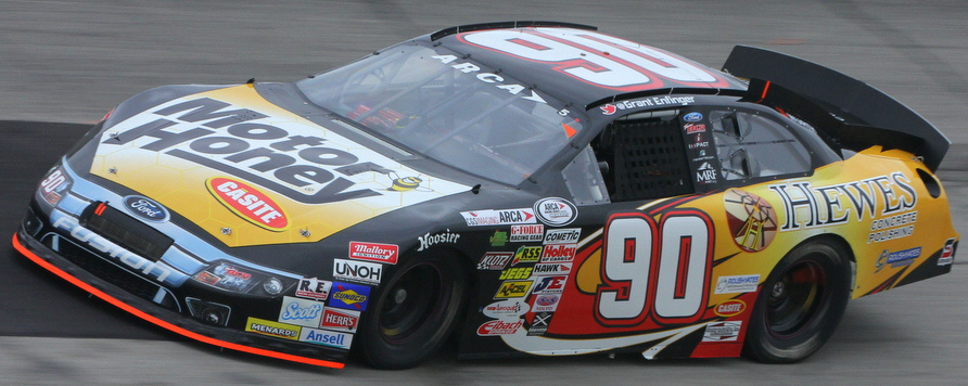 Grant Enfinger at Salem 2013