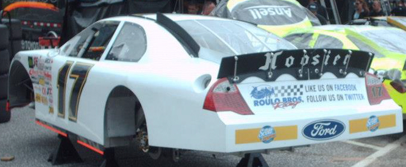 Dave Savicki at Talladega 2013