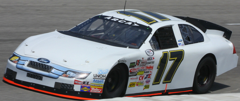 Dennis Strickland at Toledo 2013