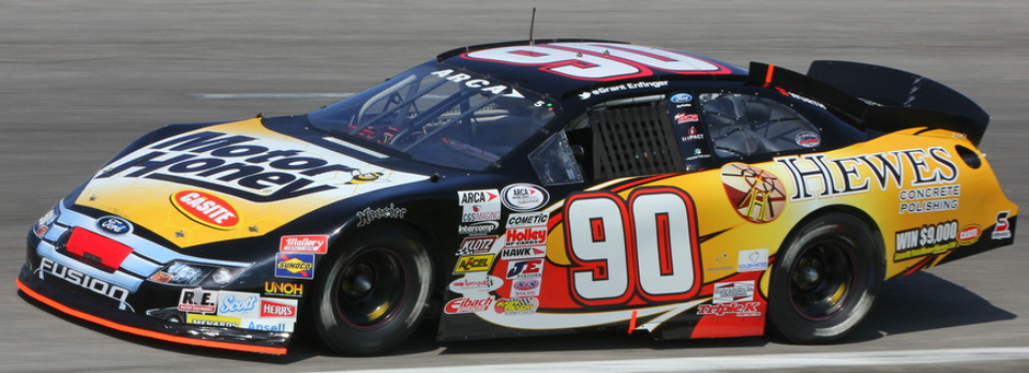 Grant Enfinger at Toledo 2013
