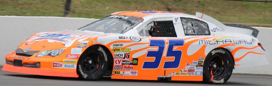 Milka Duno at Pocono 2013
