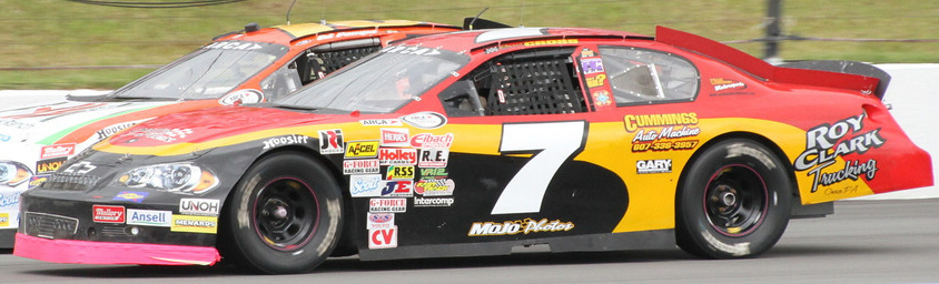 Brent Cross at Pocono 2013
