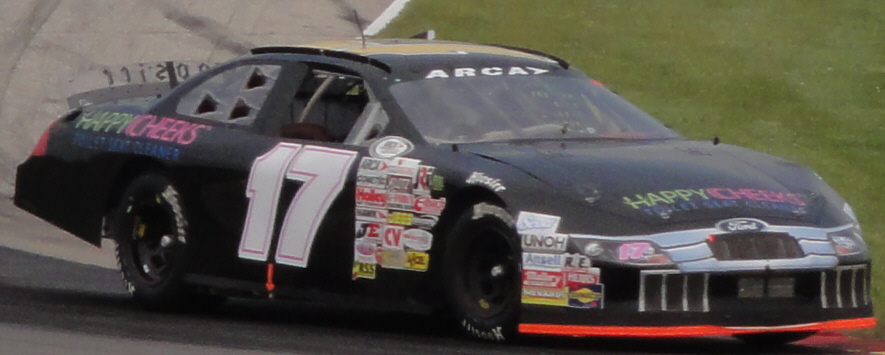 Mason Mitchell at Road America 2013