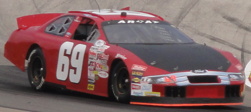 Will Kimmel at Road America 2013