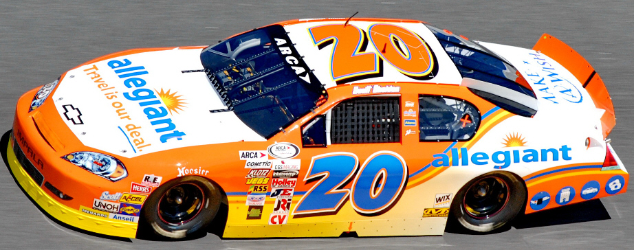 Scott Sheldon at Daytona 2014