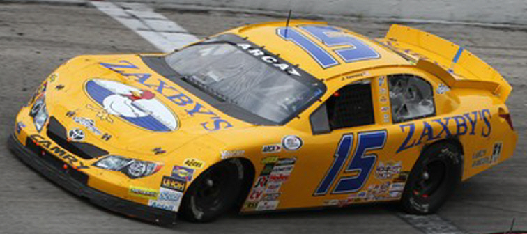 John Wes Townley at Winchester 2014